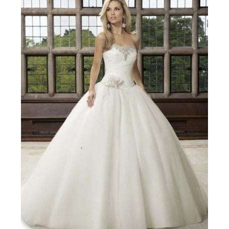 bílé klasické svatební šaty Rory M-L - Hollywood Style E-Shop ... b91586a065