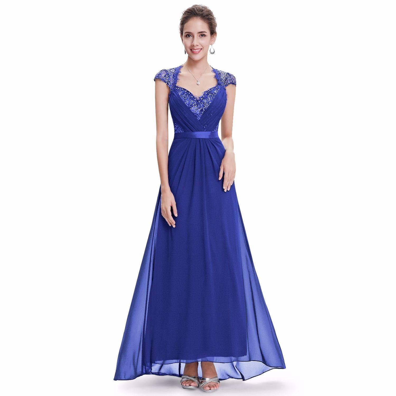 dlouhé tmavě modré společenské plesové šaty Lotta XS - Hollywood Style E- Shop - plesové a svatební šaty e94faaab90