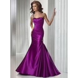 společenské šaty Dita 5 fialové