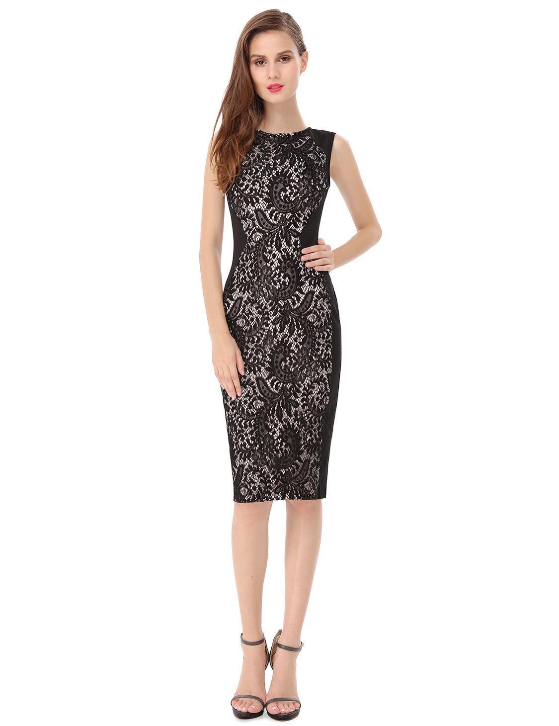 Krátké společenské šaty ve velikosti XS - Hollywood Style E-Shop ... 43f02eae98