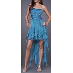 šaty do tanečních - modré
