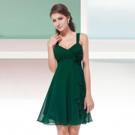 fdf7ed05e13 zelené krátké společenské šaty Dorothy XL - Hollywood Style E-Shop ...