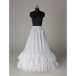 áčková spodnice pod svatební šaty - 2 kruhy, 3 kanýry