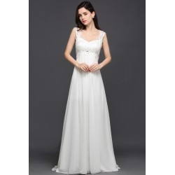 antické svatební šaty šifónové Lenny L-XL
