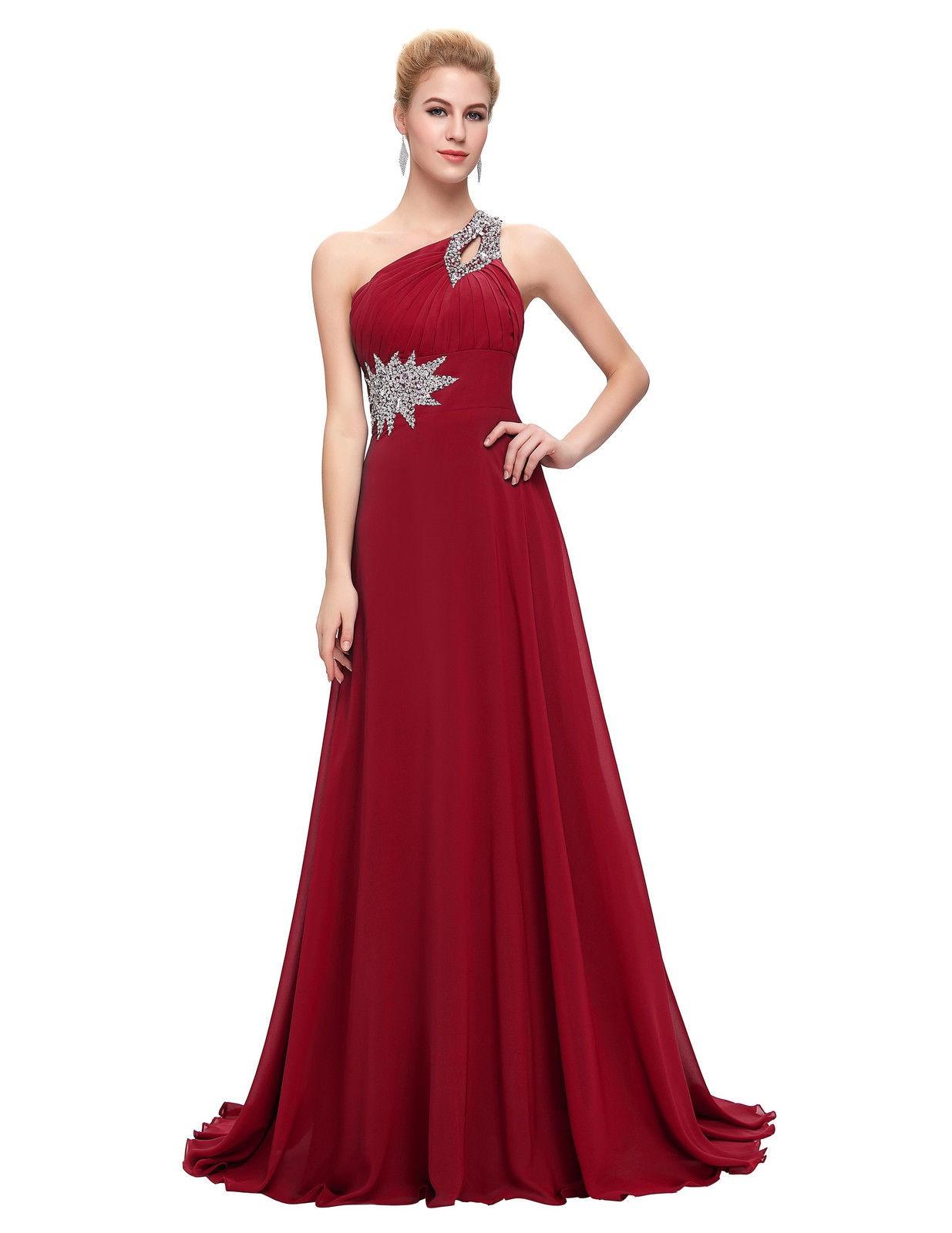 fd4128d766e9 Vínové bordo dlouhé plesové šaty na ples