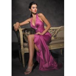 Luxusní společenské šaty na míru model 2011