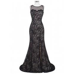 01397fe5eb5 Dlouhé společenské šaty na maturitní ples - levné plesové šaty na ...