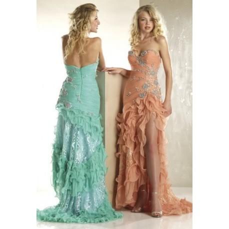 Úžasné šaty na míru, nový model