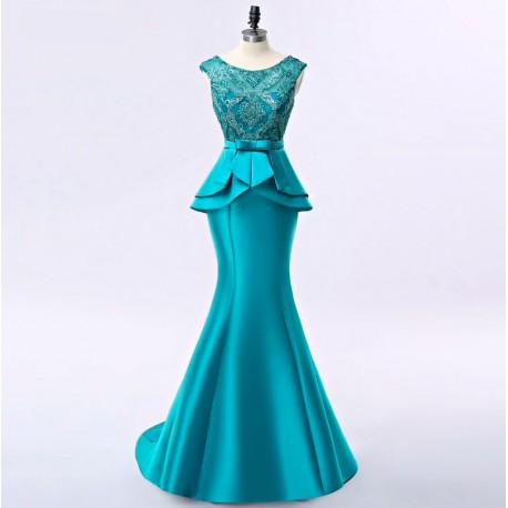 Tyrkysové plesové šaty na maturitní ples či firemní večírek ef0cbe7dd0