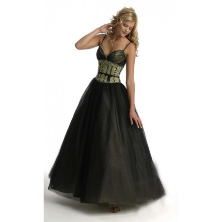 Dlouhé šaty na míru