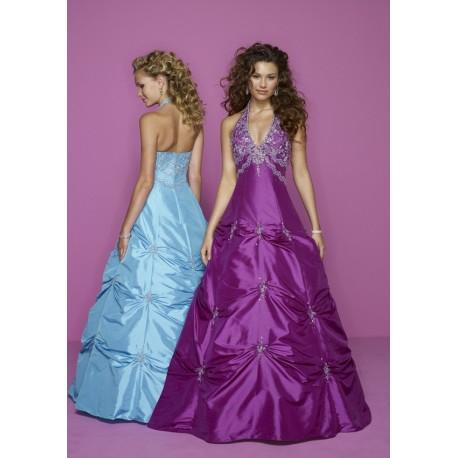 Krásné společenské maturitní šaty na míru