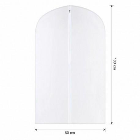 krátký vak na společenské šaty 100x60cm