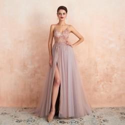 nádherné plesové šaty na maturitní ples 2020 Teresia XS