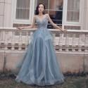 luxusní plesové šaty na maturitní ples Anita XS-S