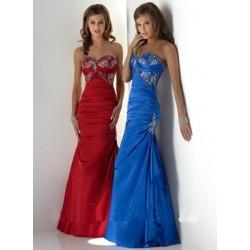 Dlouhé maturitní šaty na míru