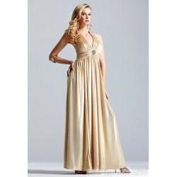 Luxusní dlouhé společenské šaty na míru