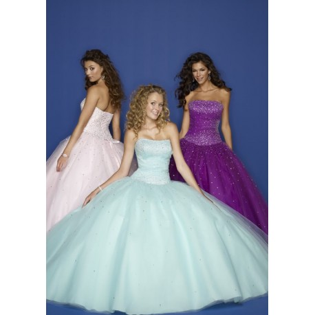 Honostné dlouhé maturitní šaty na míru