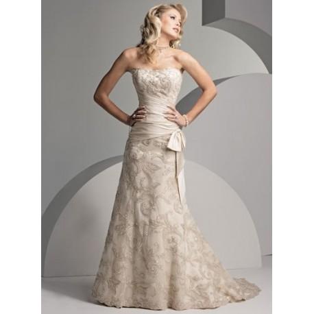 Krásné svatební maturitní šaty na míru
