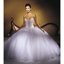 Krásné svatební šaty na míru