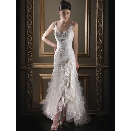 Svatební nebo společenské šaty na míru