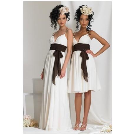Krásné krátké šaty na míru