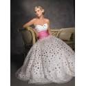 Krásné puntíkaté společenské šaty Dita 31 více barev!