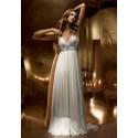 Svatební nebo plesové šaty na míru - antický styl