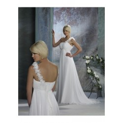 Svatební šaty na míru - Diana