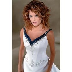 Svatební šaty Dita na míru