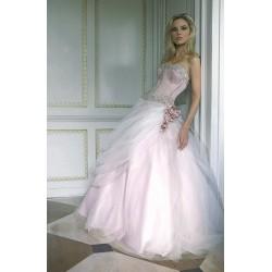 Korzetové svatební šaty na míru