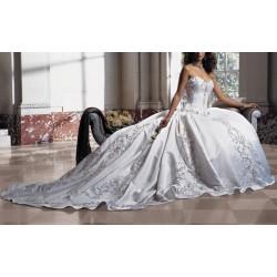Svatební šaty na míru - Dione