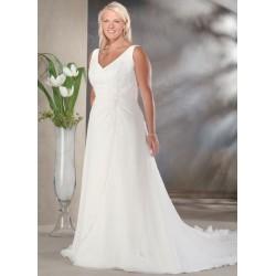 Svatební šaty  XXL na míru