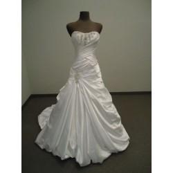svatební luxusní šaty AKCE