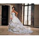 Svatební šaty na míru - extra