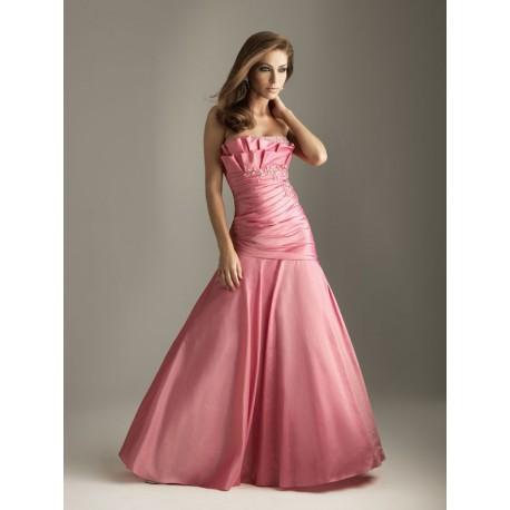 společenské šaty na míru růžové AKCE - Hollywood Style E-Shop ... 67eed90b9a