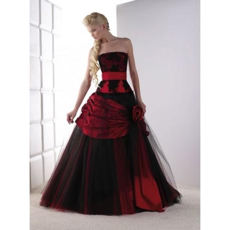 společenské šaty bordó AKCE - Hollywood Style E-Shop - plesové a ... a8b8eeba99
