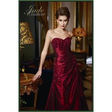 luxusní večerní šaty na míru