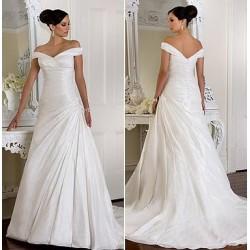 svatební šaty Erika na míru