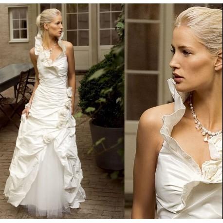 sexy svatební šaty na míru