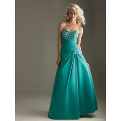 společenské šaty Adrianne zelené