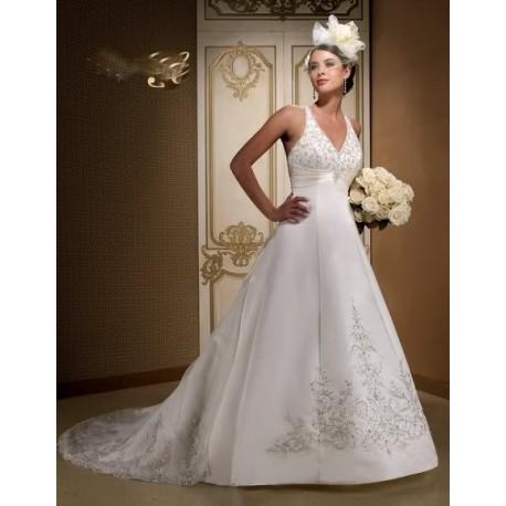svatební šaty Emilia AKCE - Hollywood Style E-Shop - plesové a ... 2a11db34de