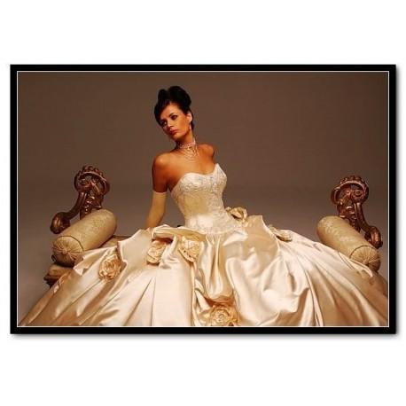 svatební šaty Nobless