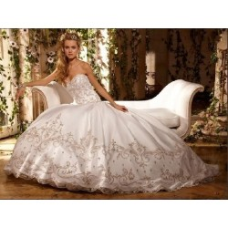 svatební šaty Livia