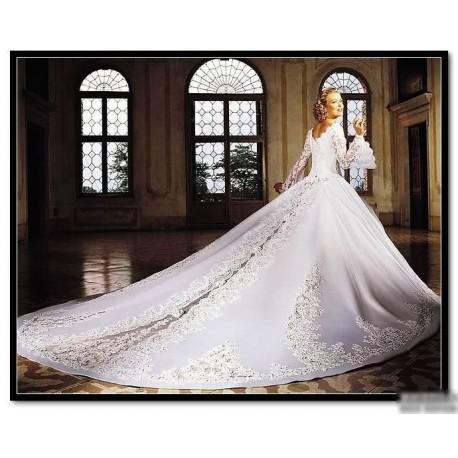 svatební šaty Nina