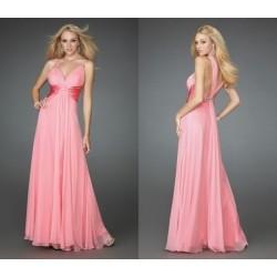společenské nebo svatební šaty růžové