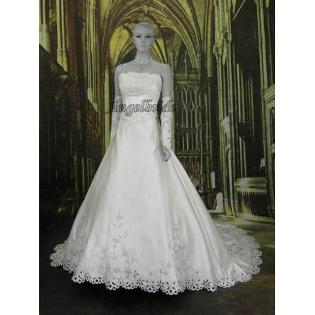 svatební šaty 237