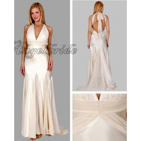 svatební šaty kolem krku 013