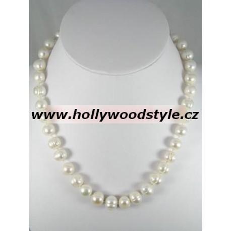 perličkový náhrdelník SKLADEM