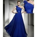 maturitní šaty tmavě modré Dita 12