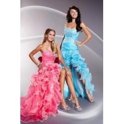 Krátké a dlouhé plesové společenské šaty - Hollywood Style E-Shop ... 7b1eb616222